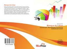 Bookcover of Banque du Liban