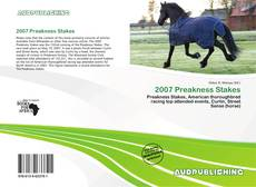 Couverture de 2007 Preakness Stakes