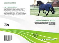 2007 Preakness Stakes kitap kapağı