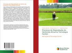 Capa do livro de Processo de Degradação do Herbicida Atrazina Tecnologia Fenton