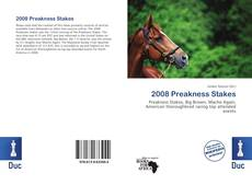 Couverture de 2008 Preakness Stakes