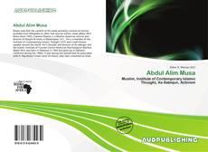Bookcover of Abdul Alim Musa