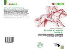 Bookcover of Alfred G. Vanderbilt Handicap