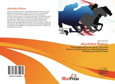 Couverture de Alysheba Stakes