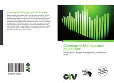 Compagnie Monégasque de Banque kitap kapağı