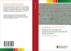Bookcover of Análise de corrosão em tanque de armazenamento de ácido sulfúrico