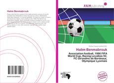 Buchcover von Halim Benmabrouk