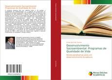 Capa do livro de Desenvolvimento Socioambiental: Programas de Qualidade de Vida