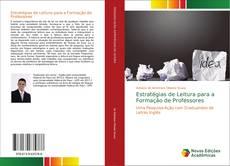 Bookcover of Estratégias de Leitura para a Formação de Professores