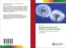 Capa do livro de Estudo da Relação entre Resiliência e Espiritualidade