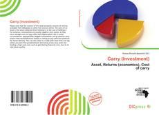 Borítókép a  Carry (Investment) - hoz