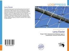Borítókép a  Larry Clavier - hoz