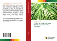 Bookcover of Educação para Cidadania, Democracia e Direitos Humanos