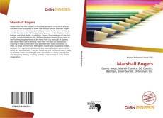 Buchcover von Marshall Rogers
