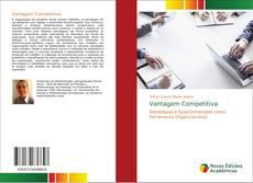 Capa do livro de Vantagem Competitiva
