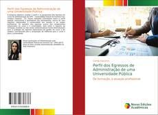 Copertina di Perfil dos Egressos de Administração de uma Universidade Pública