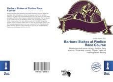 Barbaro Stakes at Pimlico Race Course kitap kapağı
