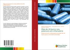Buchcover von Óleo de rã-touro e seu potencial anti-inflamatório