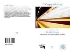Capa do livro de Strade Nuove