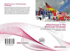 Buchcover von Allied Forces In The Normandy Campaign