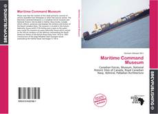Bookcover of Maritime Command Museum