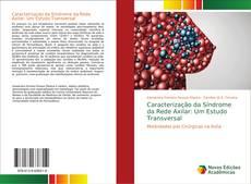 Buchcover von Caracterização da Síndrome da Rede Axilar: Um Estudo Transversal