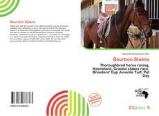 Обложка Bourbon Stakes