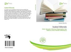 Couverture de Isabel Allende
