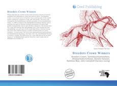 Breeders Crown Winners kitap kapağı