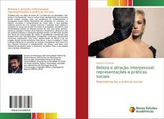 Capa do livro de Beleza e atração interpessoal: representações e práticas sociais