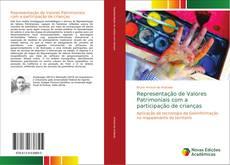 Bookcover of Representação de Valores Patrimoniais com a participação de crianças