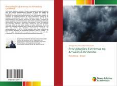 Capa do livro de Precipitações Extremas na Amazônia Ocidental