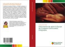 Capa do livro de Instrumento de apoio à Equipa de Cuidados Continuados Integrados