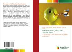 Capa do livro de Planejamento Tributário Significativo