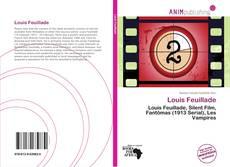 Louis Feuillade kitap kapağı