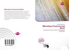 Capa do livro de Mkombozi Commercial Bank