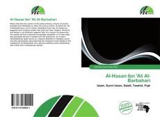 Bookcover of Al-Hasan Ibn 'Ali Al-Barbahari