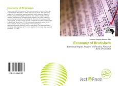 Bookcover of Economy of Bratislava