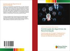 Capa do livro de Combinação de Algoritmos de Recomendação