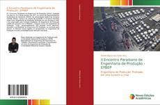 Capa do livro de II Encontro Paraibano de Engenharia de Produção - EPBEP