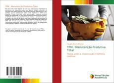 TPM - Manutenção Produtiva Total的封面