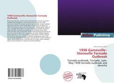 Bookcover of 1998 Gainesville–Stoneville Tornado Outbreak