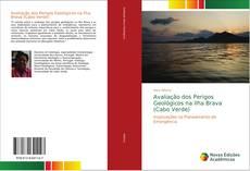Capa do livro de Avaliação dos Perigos Geológicos na Ilha Brava (Cabo Verde)