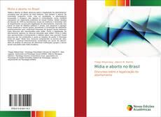 Buchcover von Mídia e aborto no Brasil