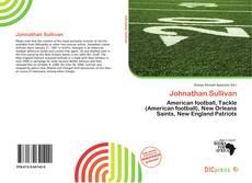 Johnathan Sullivan kitap kapağı