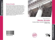 Bookcover of Heraia, Arcadia