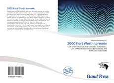 2000 Fort Worth tornado的封面