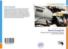 Portada del libro de Mario Azzopardi