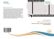 Mila Aung-Thwin kitap kapağı