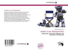 Couverture de André-Line Beauparlant